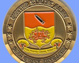 18th Challenge Coin100