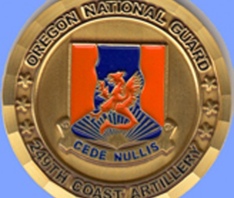249th Challenge Coin100
